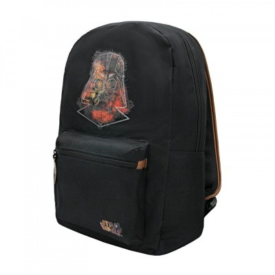 Foto van Star Wars - Darth Vader Placement Printed Backpack MERCHANDISE