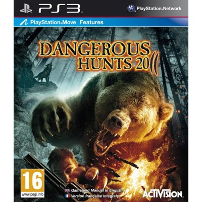 Cabela's Dangerous Hunts 2011 (Move Compatible) PS3
