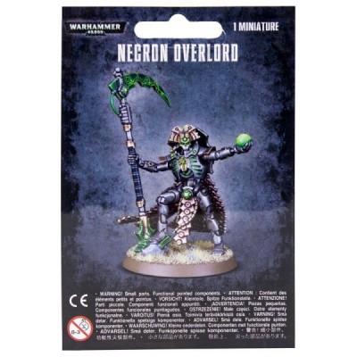 Necron Overlord Warhammer 40k
