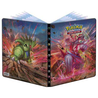 TCG Pokémon Sword & Shield Battle Styles Portfolio 9-Pocket POKEMON