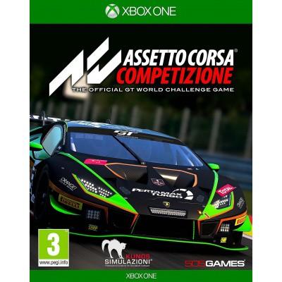 Foto van Assetto Corsa Competizione XBOX ONE