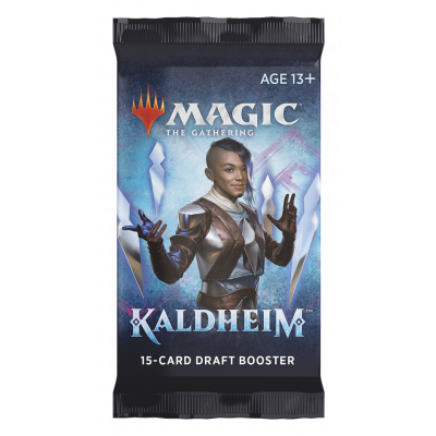 TCG Magic The Gathering Kaldheim Booster Pack MAGIC THE GATHERING