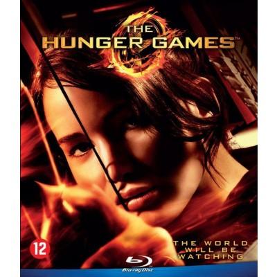 Foto van The Hunger Games (Blu-Ray + DVD) BLU-RAY