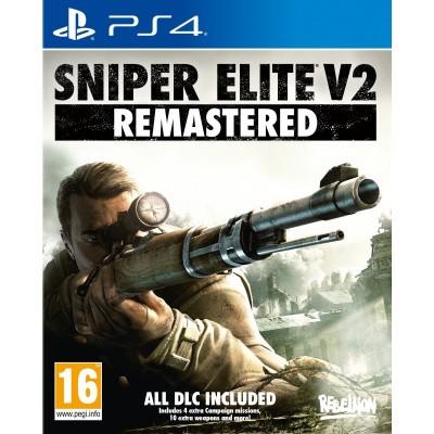 Foto van Sniper Elite V2 Remastered PS4