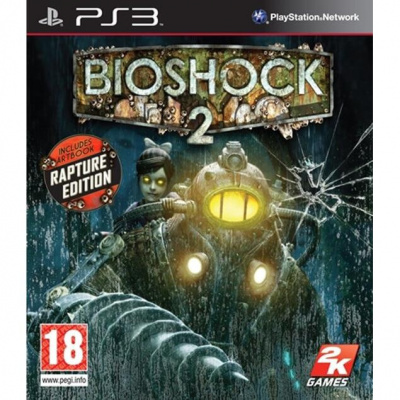 Bioshock 2 Rapture Edition PS3