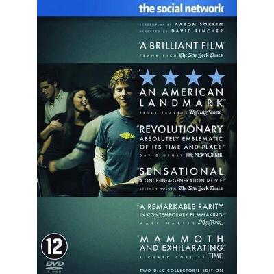 Foto van The Social Network DVD