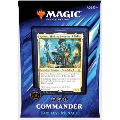 MTG Commander 2019 - Faceless Menace M:TG