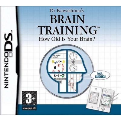 Dr. Kawashima's Brain Training NDS