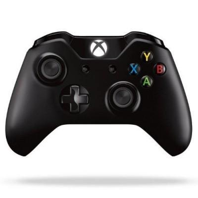 Foto van Wireless Controller Black XBOX ONE