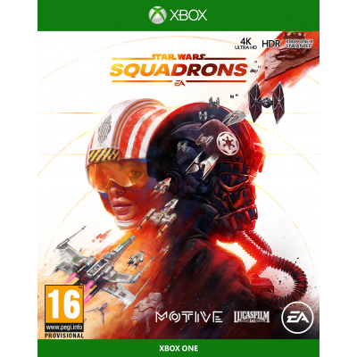 Foto van Star Wars Squadrons XBOX ONE