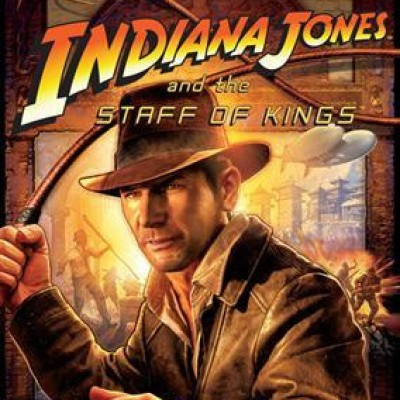 Indiana Jones And The Staff Of King WII