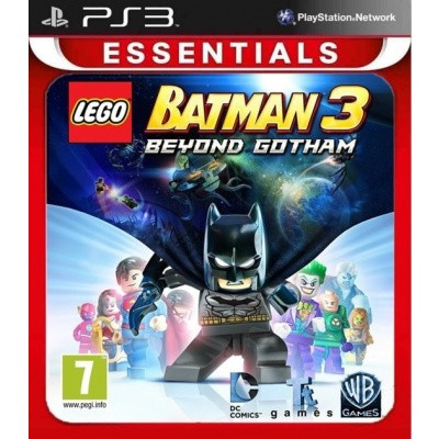 Lego Batman 3: Beyond Gotham (Essentials) PS3