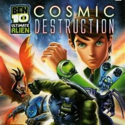 Foto van Ben 10 Ultimate Alien Cosmic Destruction
