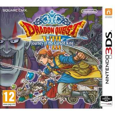Foto van Dragon Quest VIII Journey Of The Cursed King