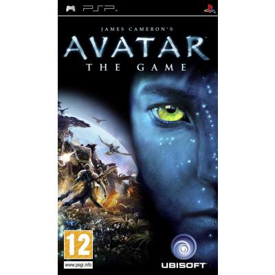 James Cameron's Avatar The Game PSP