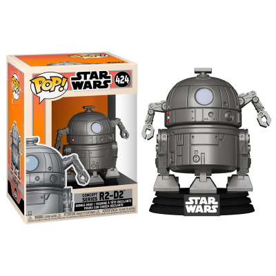 Foto van Pop! Star Wars: Concept Series - R2-D2 FUNKO