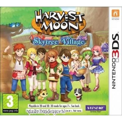 Harvest Moon Skytree Village 3DS