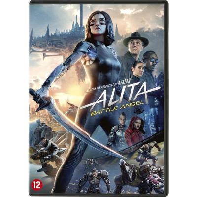 Foto van Alita Battle Angel DVD