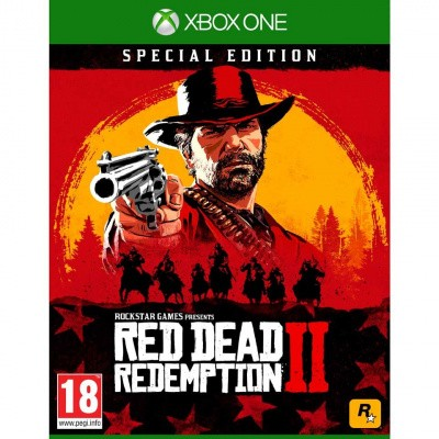 Foto van Red Dead Redemption 2 Special Edition XBOX ONE
