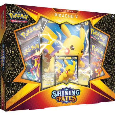 TCG Pokémon Shining Fates Pikachu V Box POKEMON