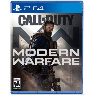 Foto van Call of Duty: Modern Warfare (Import) PS4