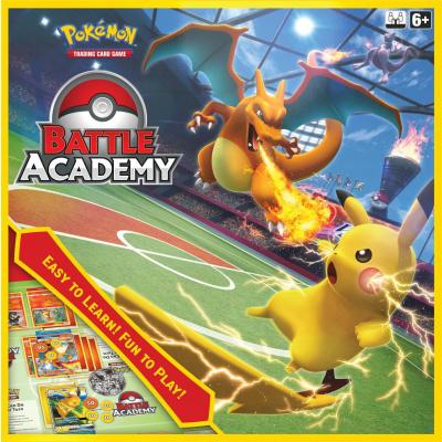 TCG Pokémon Battle Academy POKEMON