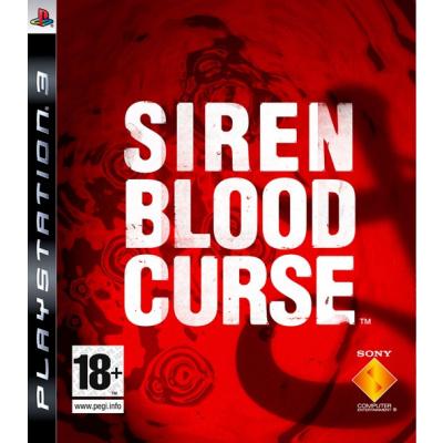 Siren Blood Curse PS3
