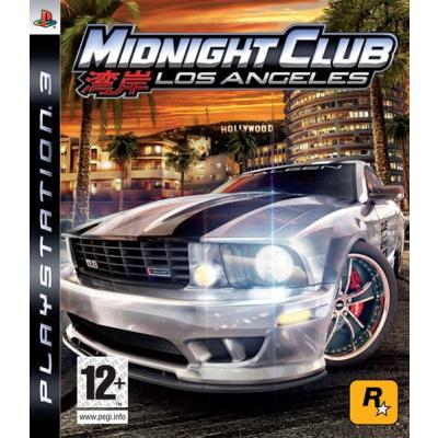 Midnight Club Los Angeles PS3