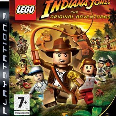 Foto van Lego Indiana Jones The Original Adventures PS3