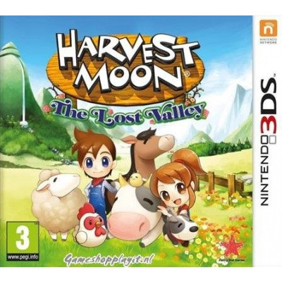 Foto van Harvest Moon The Lost Valley 3DS