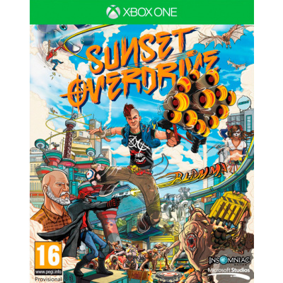 Sunset Overdrive: Day One Edition XBOX ONE