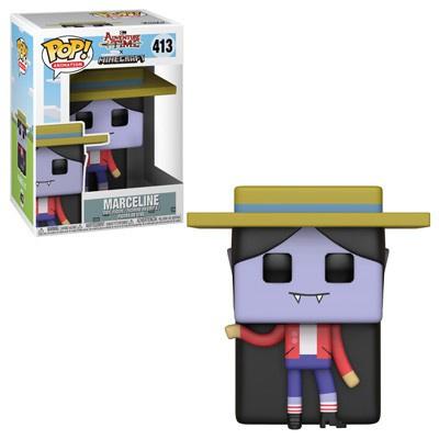 Pop! Animation: Adventure Time X Minecraft - Marceline FUNKO