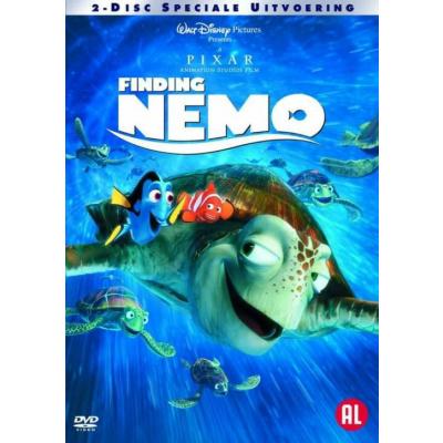 Foto van Finding Nemo DVD