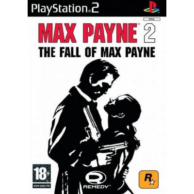 Max Payne 2 PS2