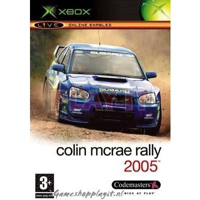 Foto van Colin Mcrae Rally 2005 XBOX