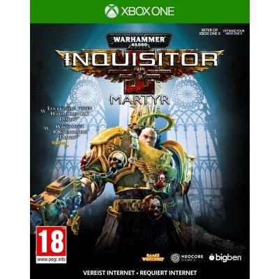 Foto van Warhammer 40,000: Inquisitor - Martyr XBOX ONE