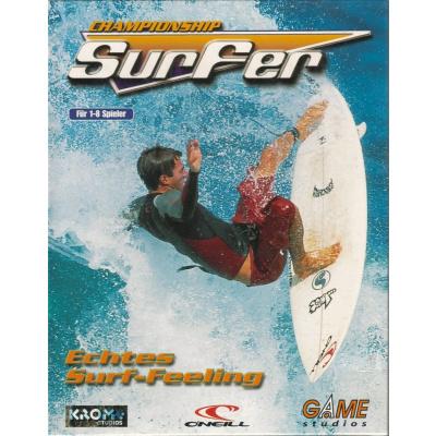 Foto van Championship Surfer PC