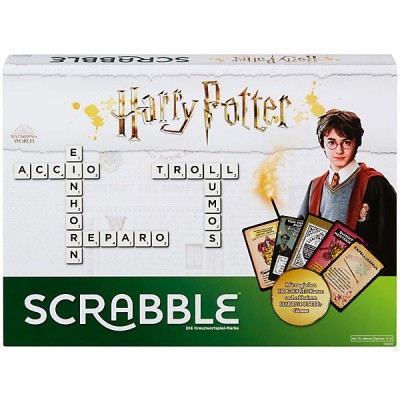 Scrabble Harry Potter Edition BORDSPELLEN