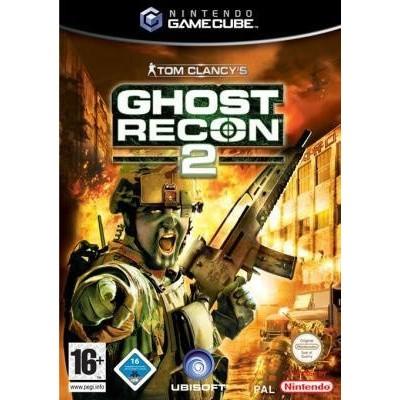 Foto van Tom Clancy's Ghost Recon 2 Nintendo GameCube