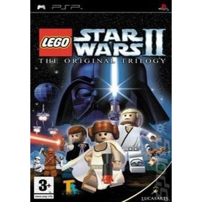 Foto van Lego Star Wars II The Original Trilogy PSP