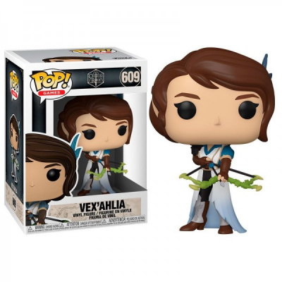 Pop! Games: Critical Role - Vox Machina Vex'Ahlia FUNKO