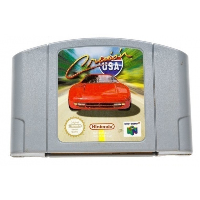 Foto van Cruis'n Usa (Cartridge Only) N64