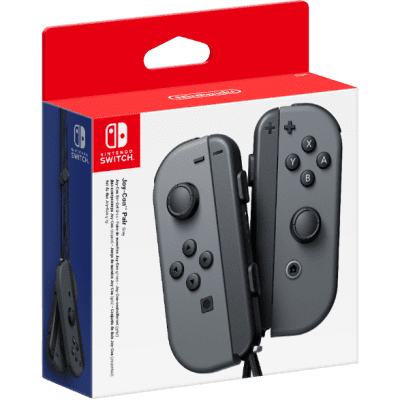 Foto van Joy-Con Controller Pair (Grijs) SWITCH