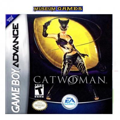 Foto van Catwoman GBA