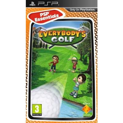 Foto van Everybody's Golf (Essentials) PSP