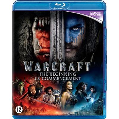 Foto van Warcraft The Beginning BLU-RAY