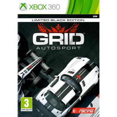 Foto van Grid Autosport Limited Black Edition XBOX 360
