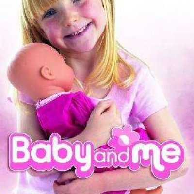 Baby And Me Incl Remote Pouch WII