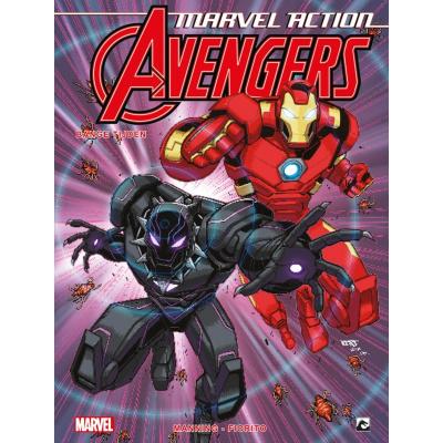 Marvel Action Avengers Bange Tijden 3 (NL-editie) COMICS