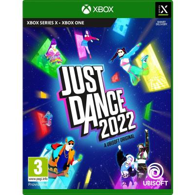 Foto van Just Dance 2022 XBOX SERIES X